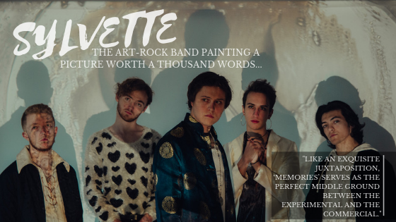 SYLVETTE; THE ART-ROCK BAND PAINTING A PICTURE WORTH A THOUSAND WORDS…